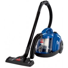 Bissell Zing Rewind Bagless Canister Vacuum, Caribbean Blue - Co...