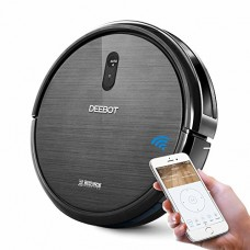 ECOVACS DEEBOT N79 Robotic Vacuum Cleaner with Strong Suction, f...